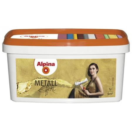 Alpina Effekt Metall Gold