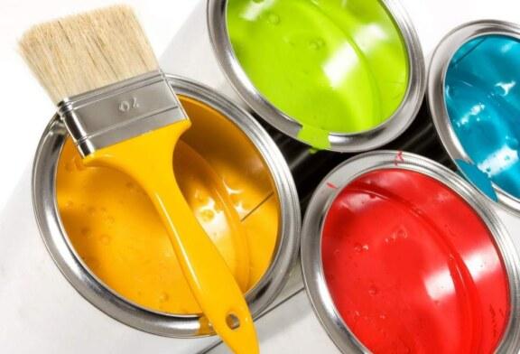 Акриловая краска — самый безопасный материал!