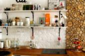 Кухня вашей мечты начинается с отделки стен