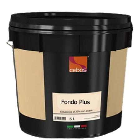 Cebos Fondo Plus колеруемый грунт 10л