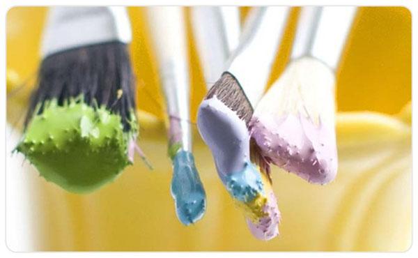 Кисти для акриловых красок