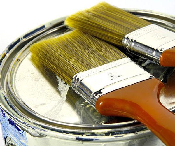 Как правильно следить за кистями для акриловых красок?