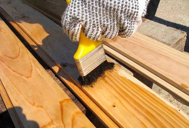 Морилки для древесины