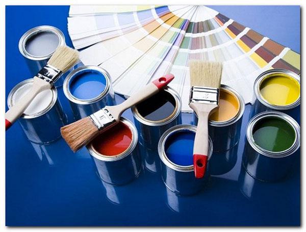 Расход фасадной краски