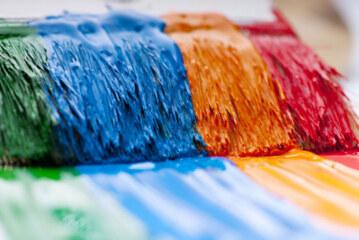 Какие краски для наружных работ пользуются наибольшим спросом?