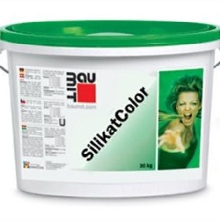 Baumit SilikatColor силикатная краска 25 кг