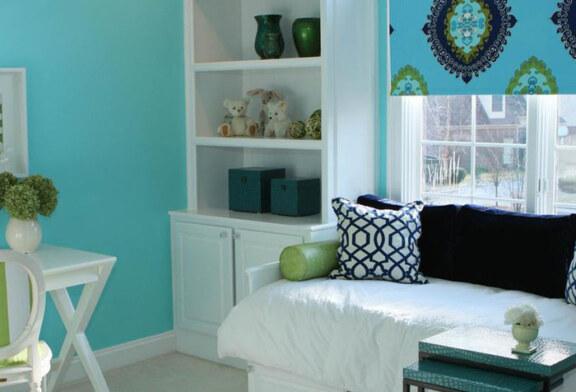 Вас непременно впечатлят эффекты краски для стен!