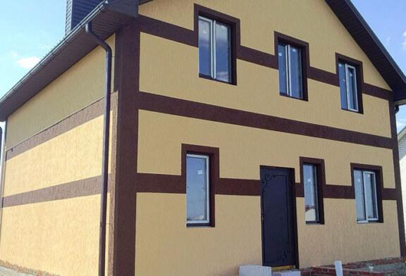 Хотите преобразить фасад? Используйте фасадную штукатурку!