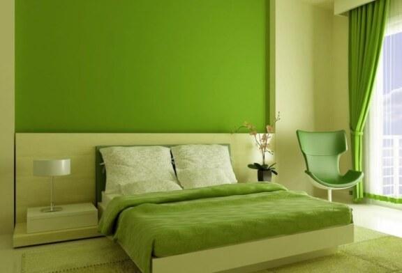 Преобразите квартиру с помощью покраски стен