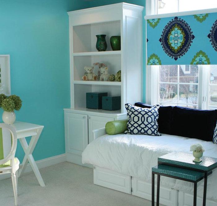 Как правильно выбрать цвет краски для стен?