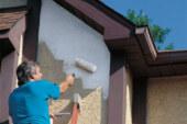 Фасад дома: красим легко и быстро!