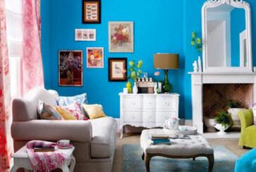 Покрасить стены можно в любой момент!