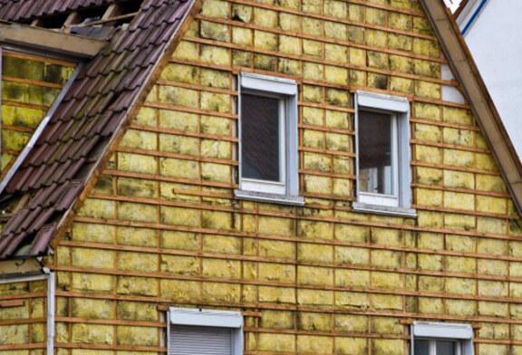 Утепление фасада минватой эффективно согреет дом