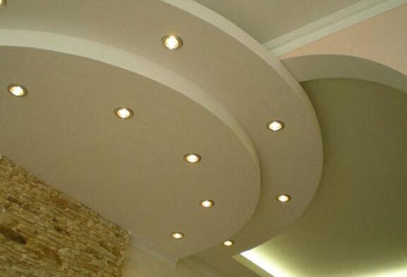 Учимся легко окрашивать потолок