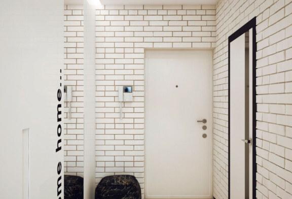 Как оформить коридор по-новому?