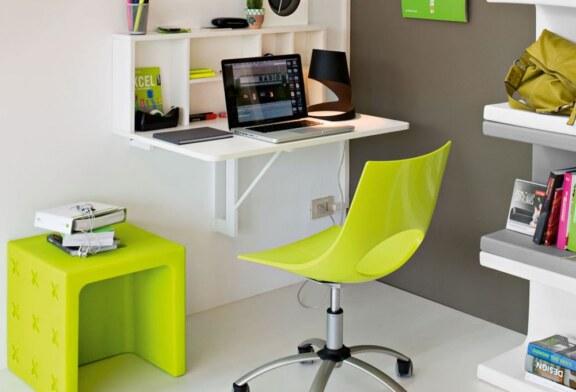 Работать дома нужно с комфортом! Обустройство домашнего офиса