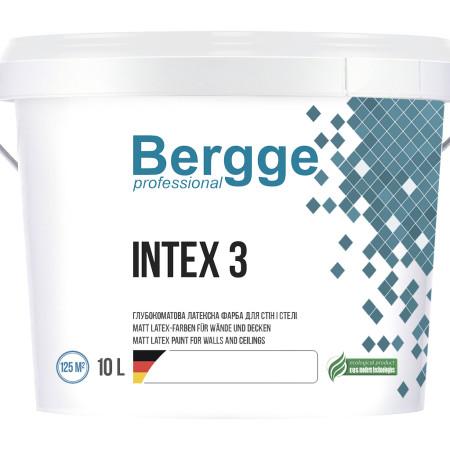 BERGGE INTEX 3