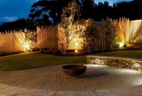 Безопасность вашего отдыха: освещение сада