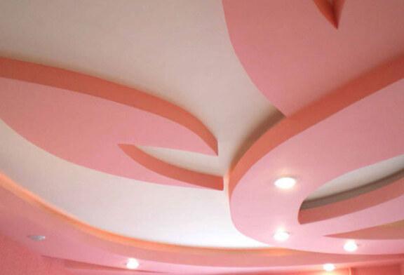 Как не допустить ошибок при покраске потолка?