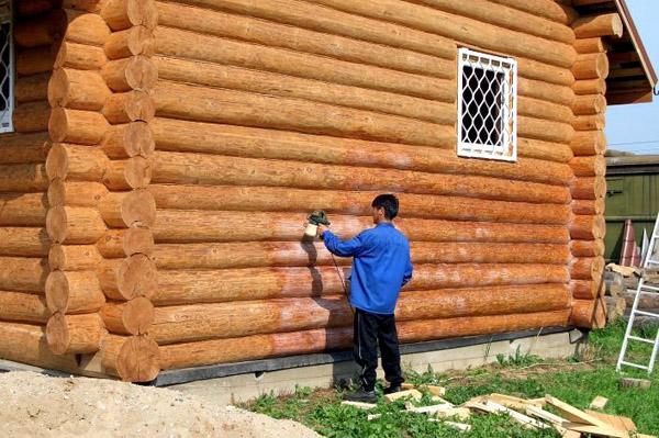 Антисептик для древесины