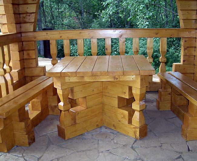 Виды древесины для создания деревянной мебели