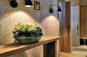 Декоративная штукатурка как вариант украшения интерьеров