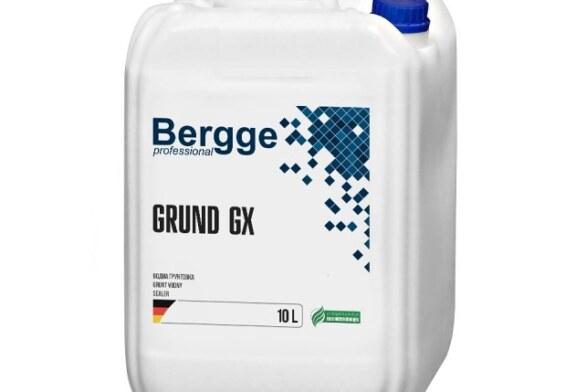 Вы уже слышали про грунтование стен с помощью продукции Bergge?