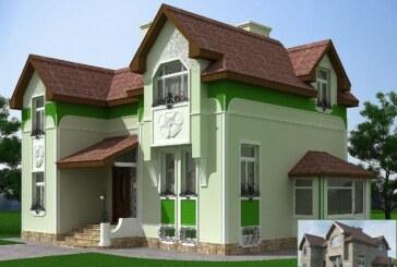 Чем же так хороша фасадная штукатурка Bergge Acrysilputz?