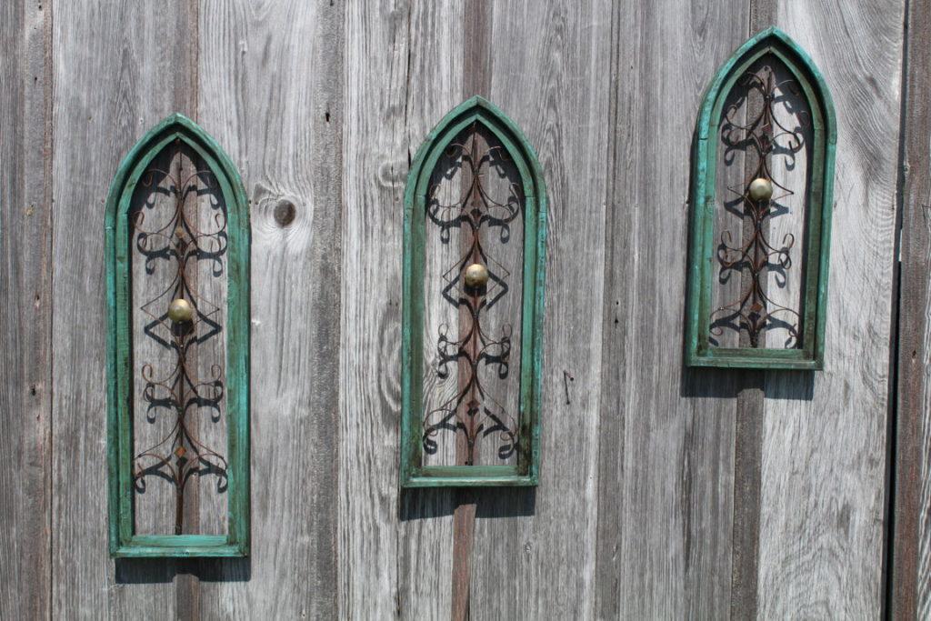 Умное окрашивание деревянных поверхностей фото