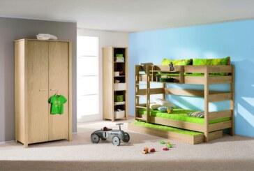 Экологичный и безопасный ремонт детской комнаты для защиты здоровья ребёнка